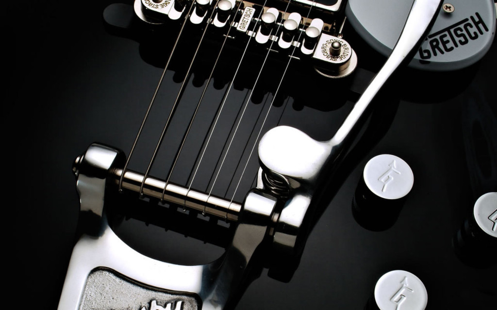 Black-Guitar-Music-Wallpaper